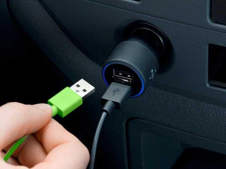 Почему опасно оставлять зарядное устройство в прикуривателе выключенной  машины - Лайфхак - АвтоВзгляд