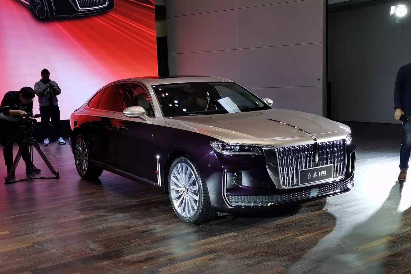 ТОП-5 найдорожчих китайських автомобілів