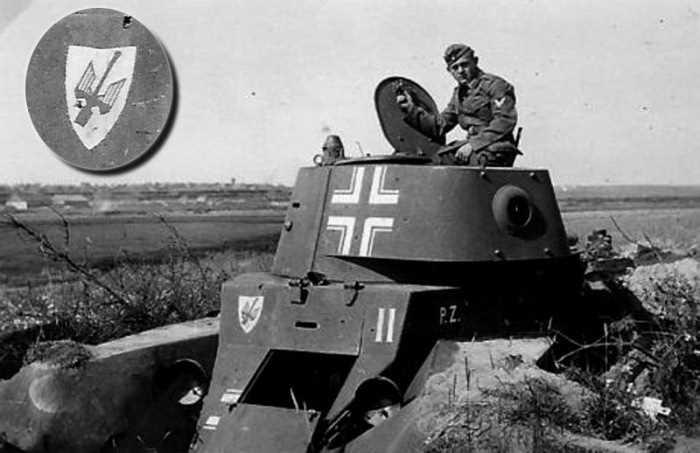 """""""Балкенкройц"""": що означає білий хрест на німецькій військовій техніці"""