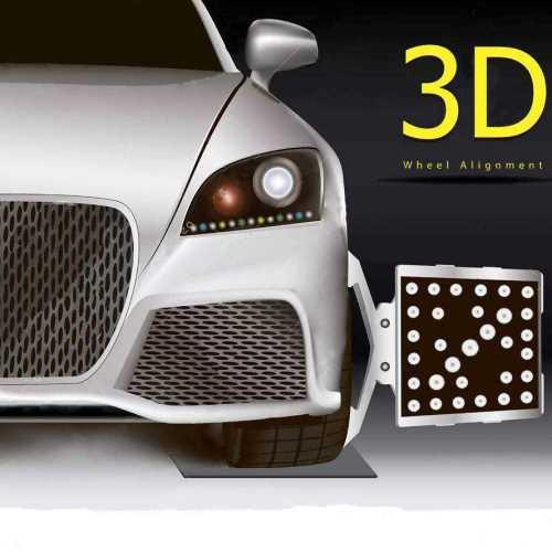 3-D Развал- Схождение