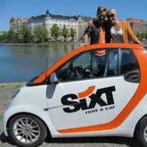 """""""Sixt"""", прокат авто"""