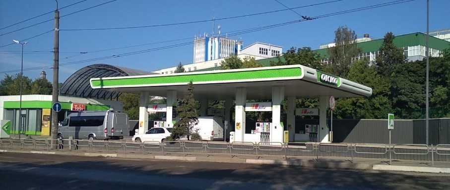 ОККО, АЗС, Галицька, 201, Івано-Франківськ