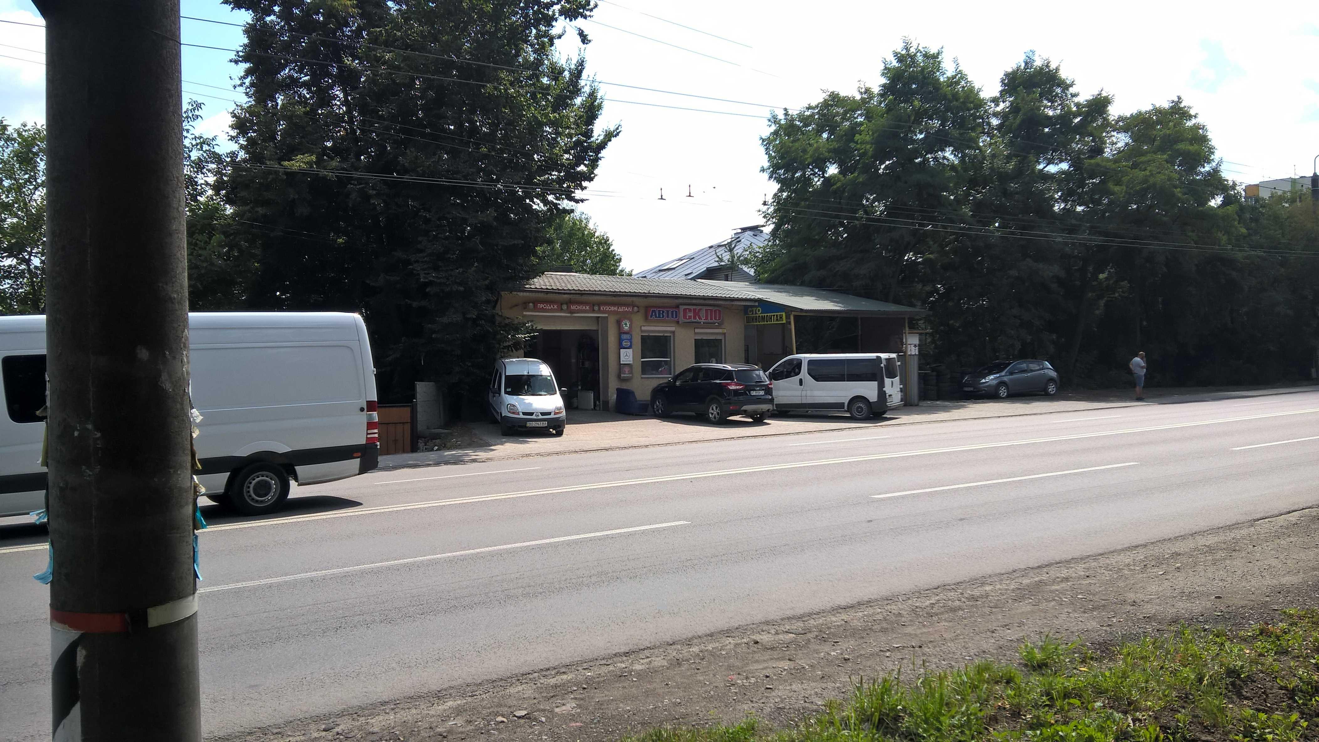 Авто Скло, автомайстерня, вулиця Галицька, 1, Угринів, Івано-Франківськ