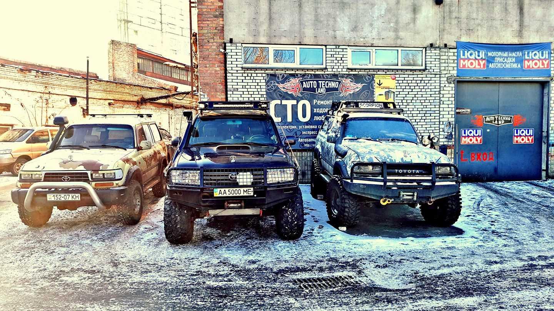Autotechnoland, Кириловская 160/20 корп. Ю, Київ