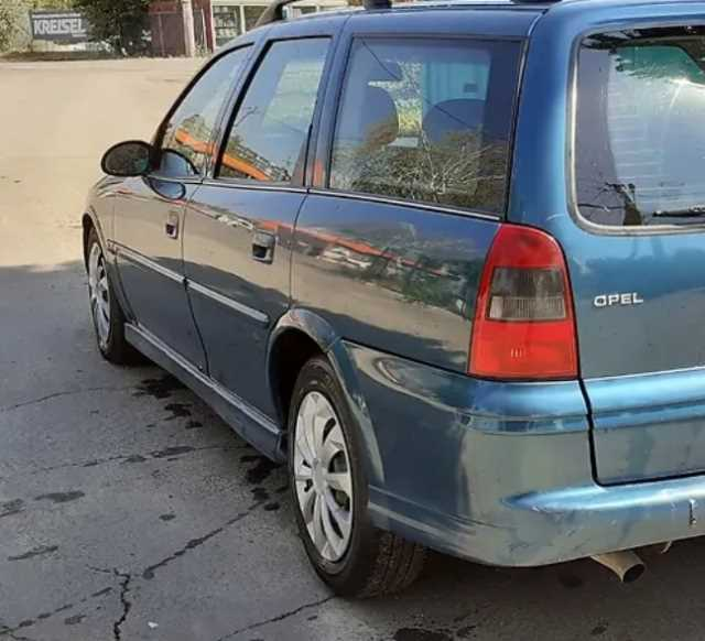 Продаж авто Opel Vectra 2001 р. Дизель  ціна $ 600 у м. Кременчук