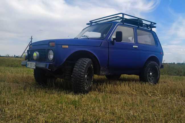 ВАЗ Lada 2121 (4x4)