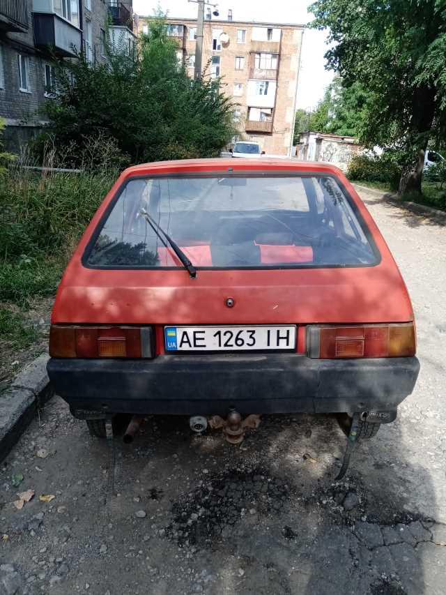 Продаж авто ЗАЗ 1102 1994 р. Газ/Бензин  ціна $ 940 у м. Дніпро