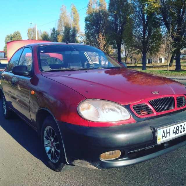 Продаж авто Daewoo Sens 2006 р. Газ/Бензин  ціна $ 43 у м. Покровськ