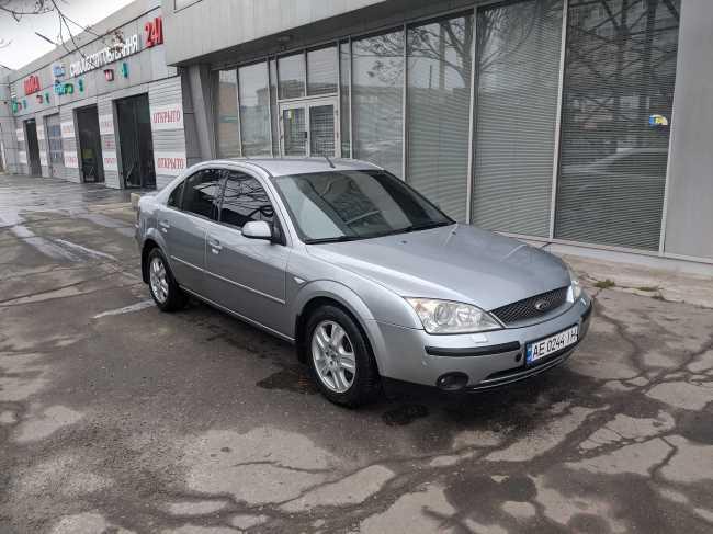 Продаж авто Ford Mondeo 2003 р.  2000 ціна $ 4800 у м. Дніпро