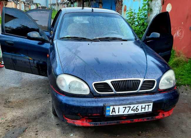 Продаж авто ЗАЗ Sens 2004 р. Газ/Бензин  ціна $ 3000 у м. Біла Церква