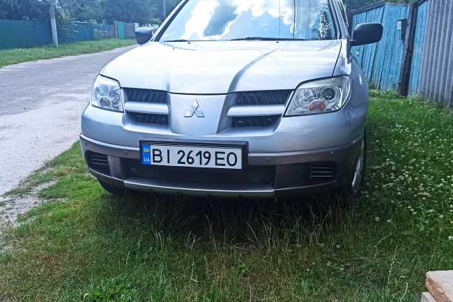 Продаж авто Mitsubishi Outlander 2008 р. Газ/Бензин  ціна $ 8000 у м. Київ