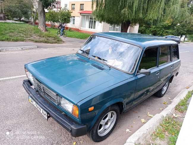 Продаж авто ВАЗ Lada 2104 2002 р. Бензин  ціна $ 1400 у м. Володимир-Волинський