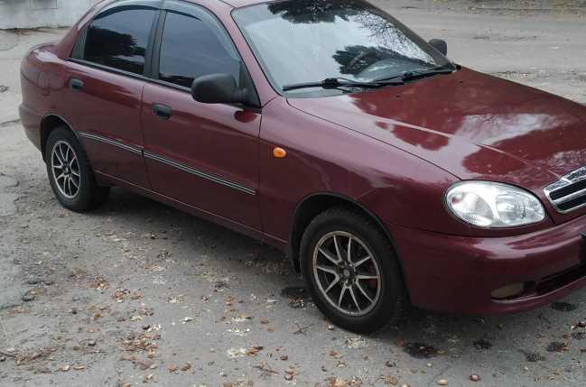 Продаж авто ЗАЗ Sens 2012 р. Газ/Бензин  ціна $ 3600 у м. Кропивницький