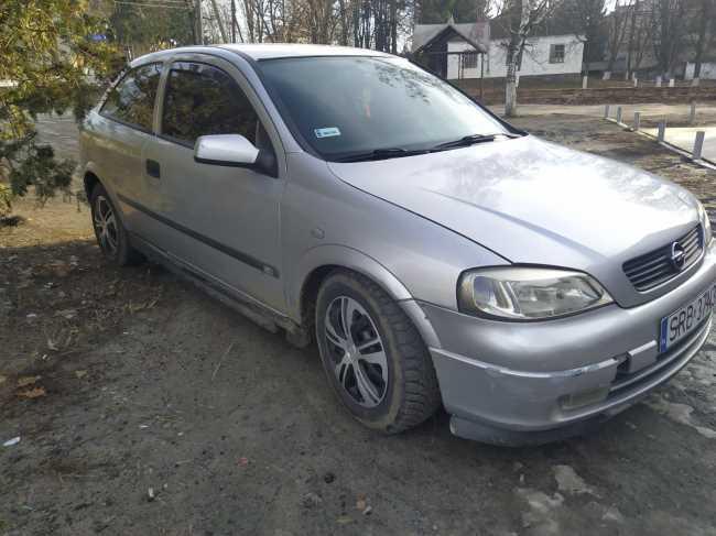 Продаж авто Opel Astra 1999 р. Дизель 20000 ціна $ 1100 у м. Тростянець