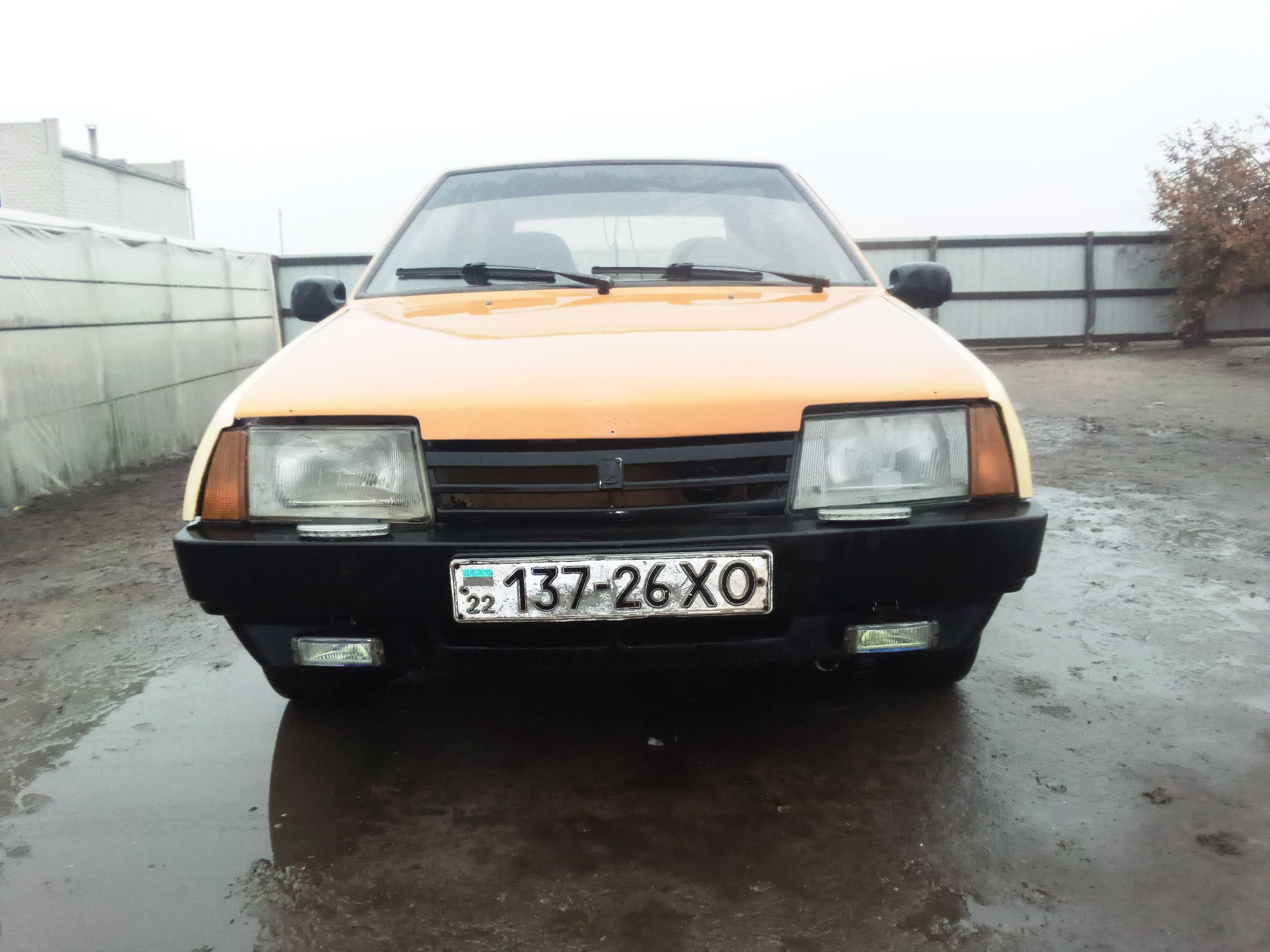 ВАЗ Lada 2108