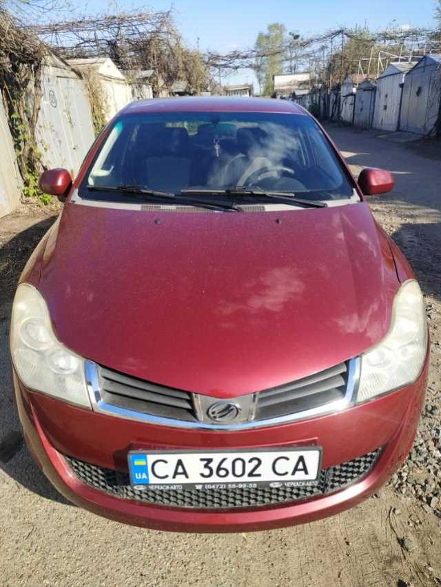 Продаж авто ЗАЗ Forza 2012 р. Бензин  ціна $ 4850 у м. Черкаси