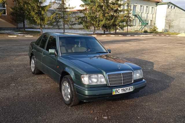 Продаж авто Mercedes-Benz W124 1995 р. Дизель  ціна $ 3650 у м. Миколаїв