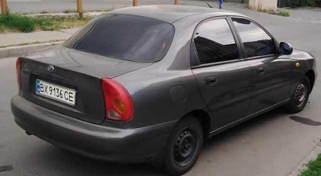Продаж авто Daewoo Lanos 2012 р. Газ/Бензин  ціна $ 3400 у м. Старокостянтинів