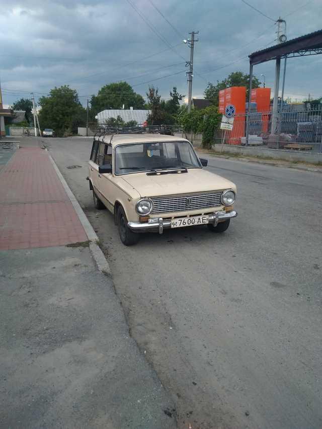 Продаж авто ВАЗ Lada 2102 1982 р. Газ/Бензин  ціна $ 500 у м. Полонне