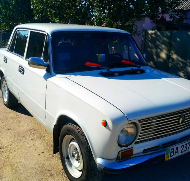 Продаж авто ВАЗ Lada 2101 1982 р. Газ/Бензин  ціна $ 1200 у м. Кропивницький