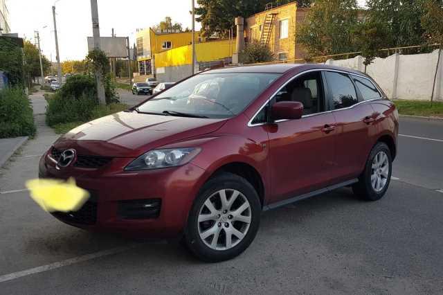 Продаж авто Mazda CX-7 2006 р. Газ/Бензин  ціна $ 10999 у м. Харків
