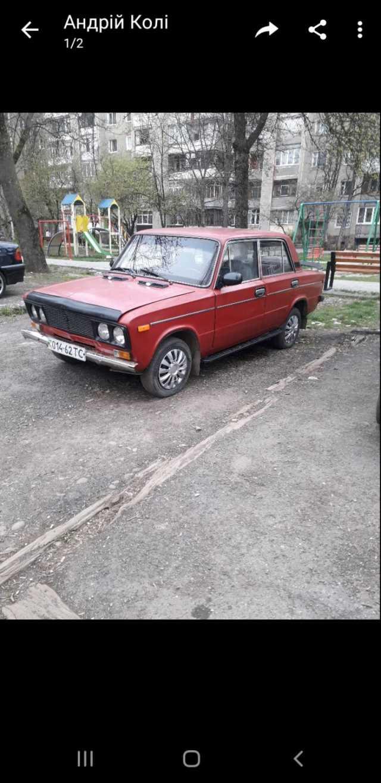 Продаж авто ВАЗ Lada 2106 1978 р. Бензин  ціна $ 1000 у м. Івано-Франківськ