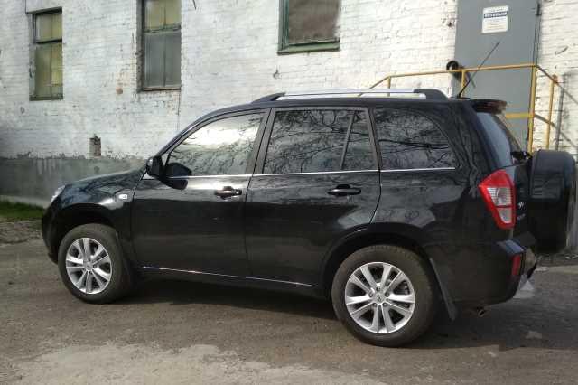 Продаж авто Chery Tiggo 2013 р. Бензин  ціна $ 7400 у м. Біла Церква