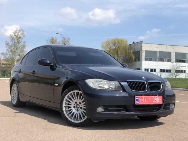 Продаж авто BMW 3 серия 2008 р. Дизель  ціна $ 9100 у м. Житомир