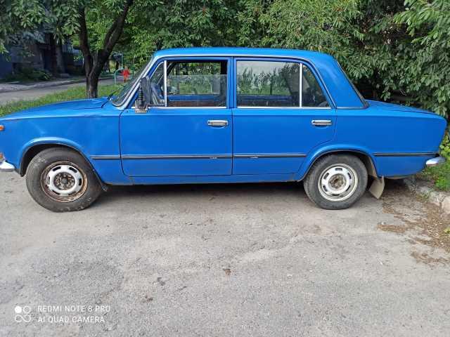 Продаж авто ВАЗ Lada 2101 1974 р. Газ/Бензин  ціна $ 1150 у м. Миргород