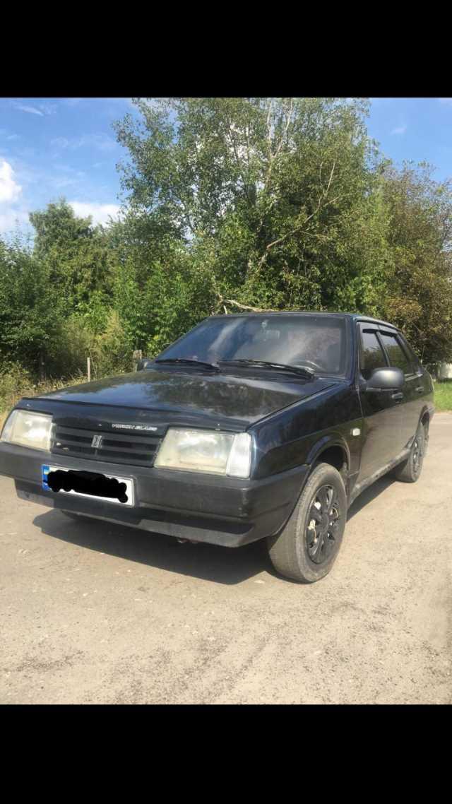 Продаж авто ВАЗ Lada 21099 2008 р. Газ/Бензин  ціна $ 2850 у м. Шумськ