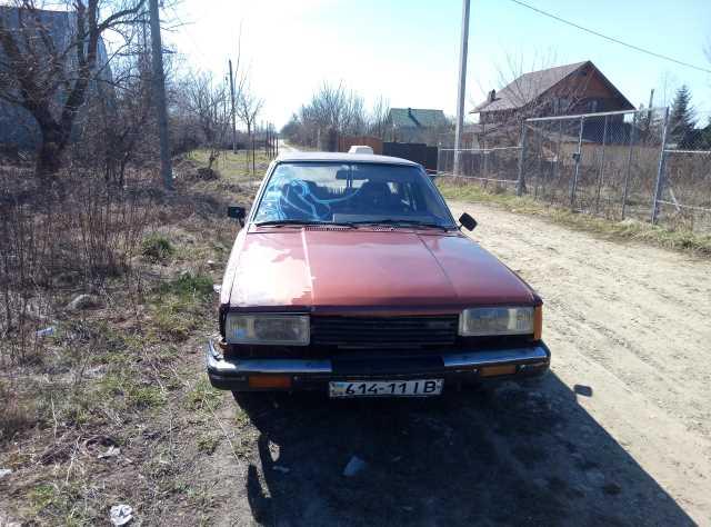 Продаж авто Nissan Bluebird 1980 р. Бензин  ціна $ 700 у м. Івано-Франківськ