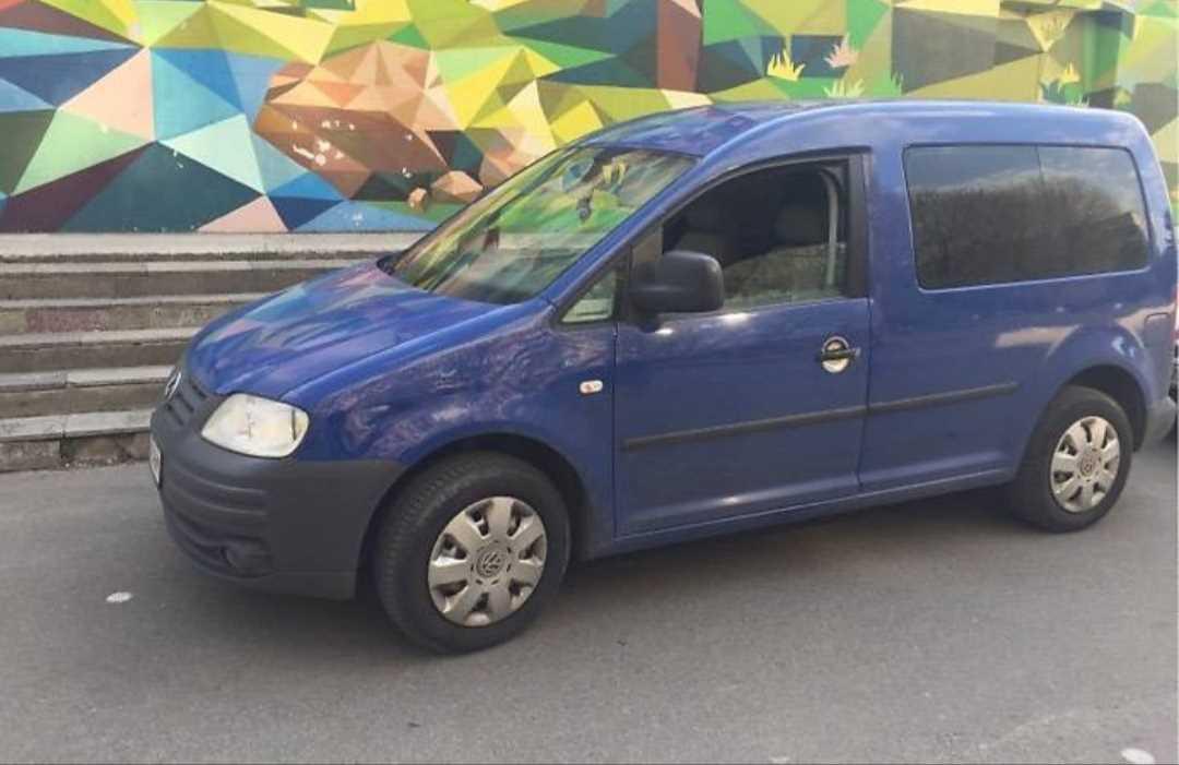 Продаж авто Volkswagen Caddy 2008 р. Газ/Бензин  ціна $ 7200 у м. Бровари